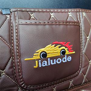 the front mats pocket design