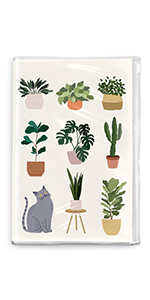 Plant Addict Monthly Pouch Planner 2022