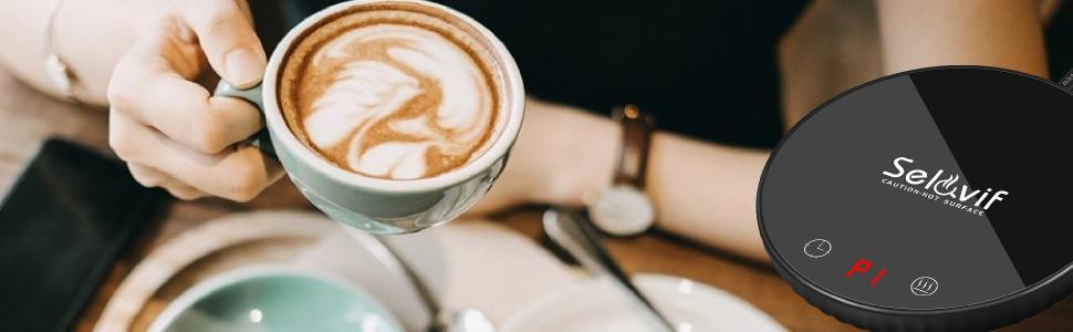 coffee mug warmer banner