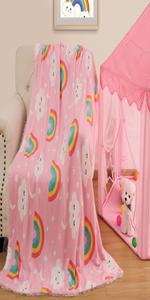 Pink Kind Blanket