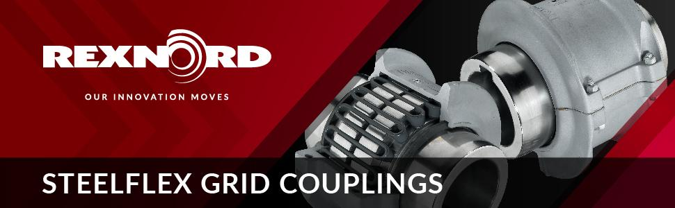 steelflex grid couplings