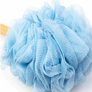 Bath Body Brush with Comfy Bristles Long Handle