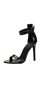 Women High Stiletto Pump Heeled Sandals