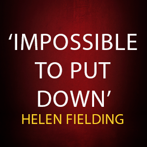 impossible to put down says helen fielding