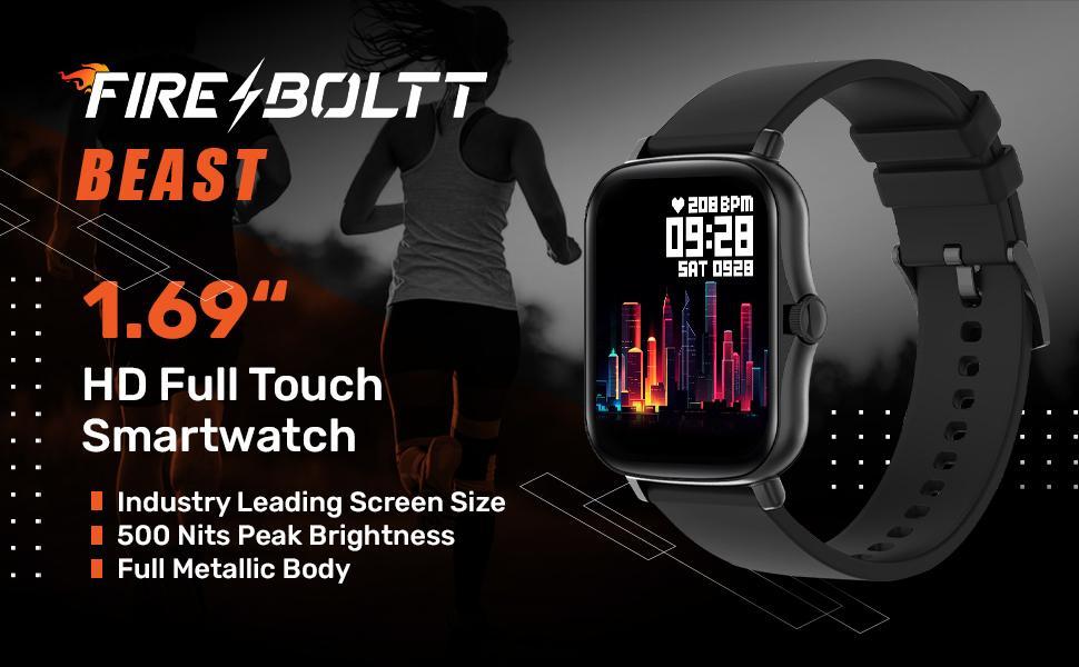 BSW002 Smartwatch