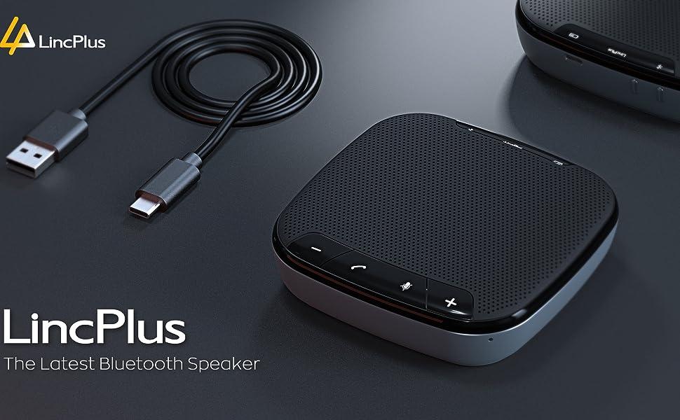 LincPlus C1 Bluetooth speaker