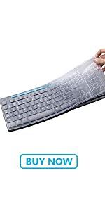 Logitech K200 MK200 keyboard cover