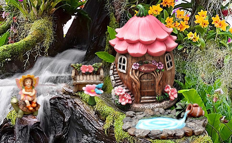Aivanart fairy garden