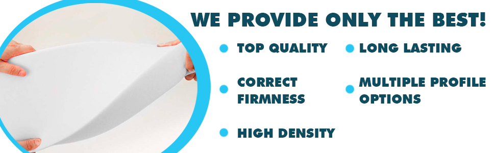 We Provide only the best!