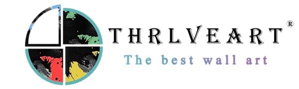 THRLVEART WALL ART