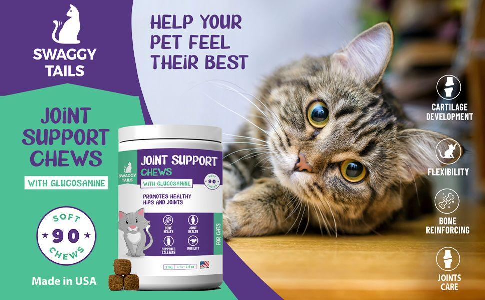 joint support for cats chews