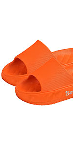 Slippers for Women and Men Quick Drying Bathroom Shower Sandals Open Toe Soft Cushioned Extra Thick