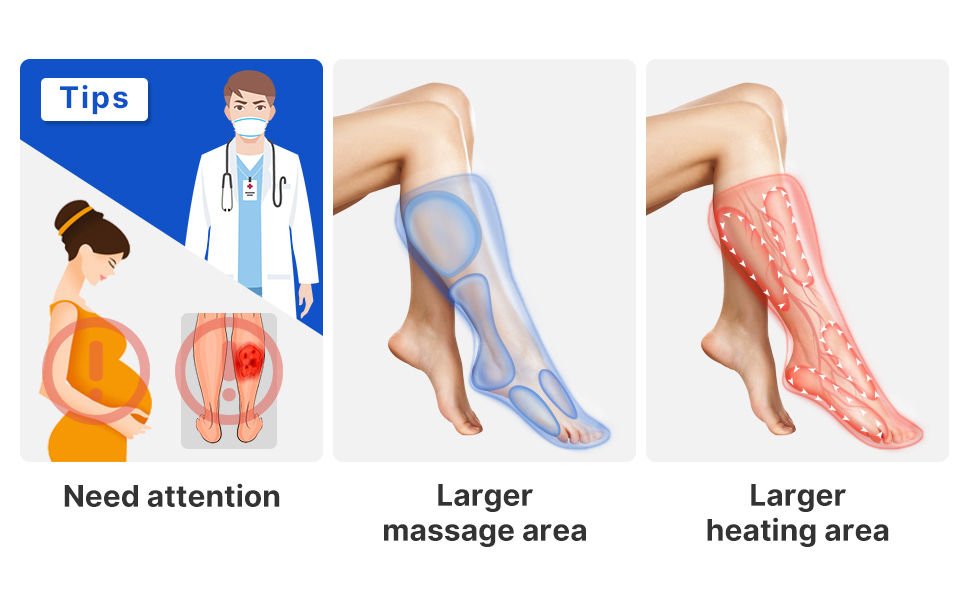 foot wrap massager for pain relief