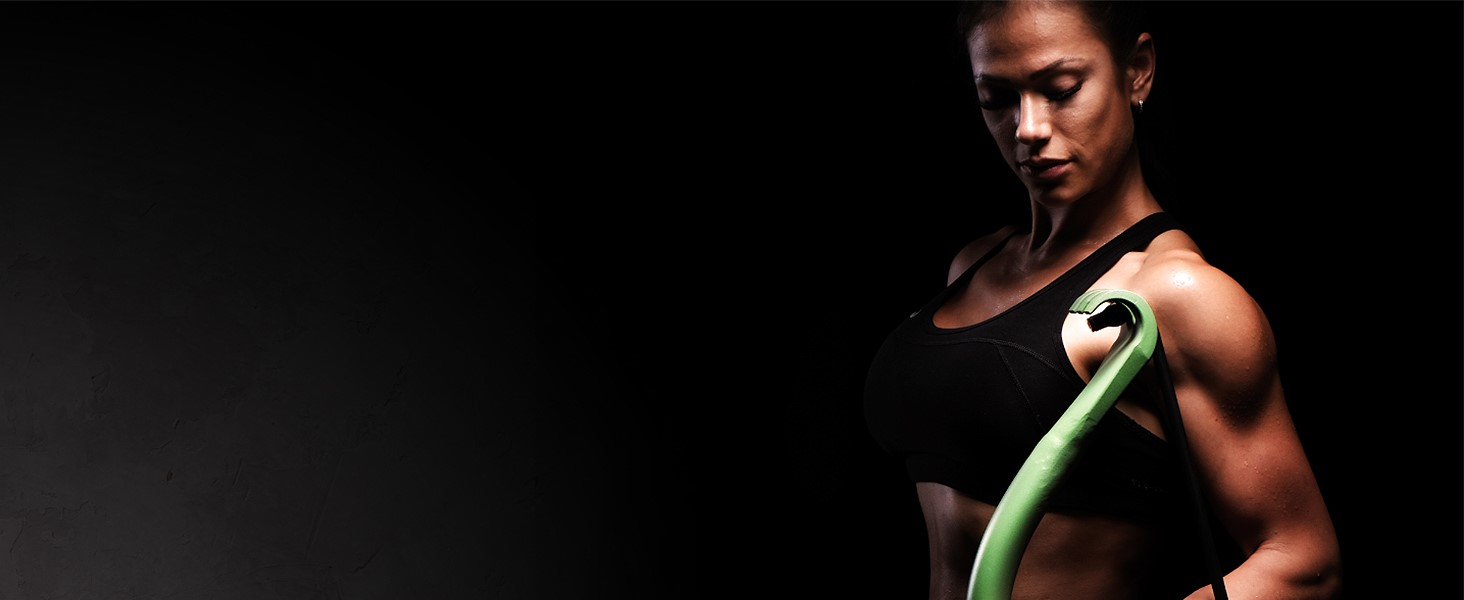Stabilize your glutes with squats and deadlifts