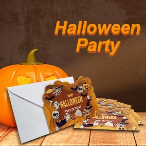 Halloween Party Supplies