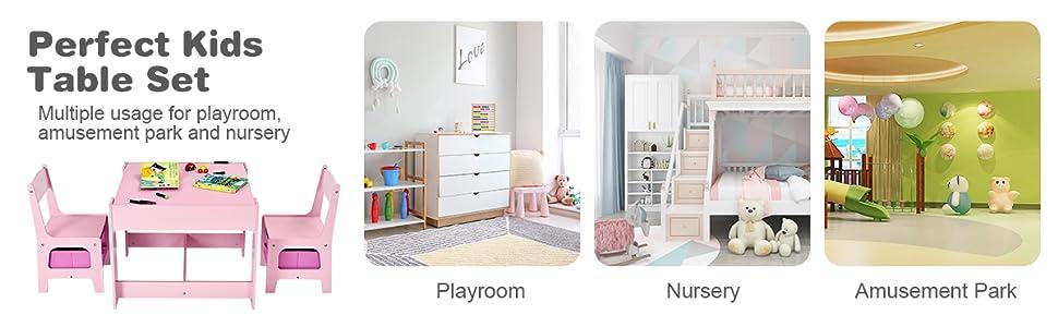children activity for preschool, kindergarten, kids room, playroom, nursery