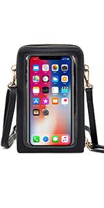 Touchscreen Handy Umhängetasche