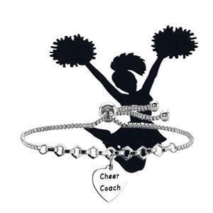 Cheer Coach Bracelet