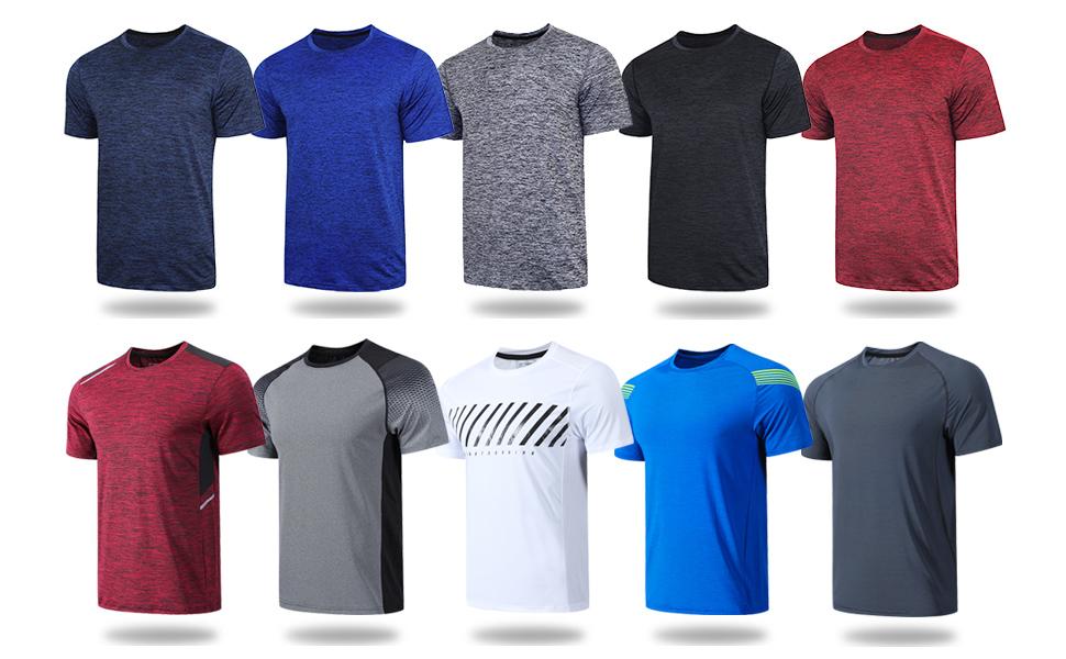Men's Athletic Shirts