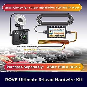 dash cam for car cams car 4k rove r2 4k dual best 2021