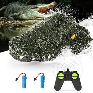 alligator rc for pool