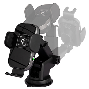 phone holder for car wireless charger