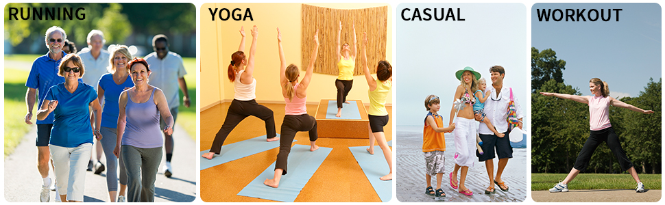 Yoga Pants for Women,capri pants for women plus size, wide leg capri pants