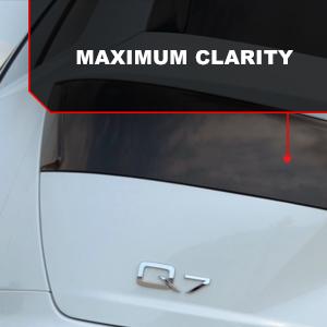 maximum taillight clarity