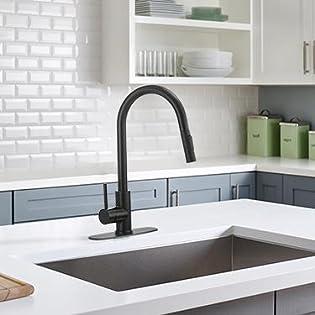 新品 HVNVN Kitchen Faucet with Pull Down Sprayer