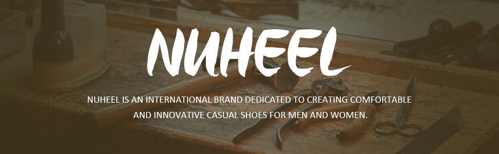 NUHEEL Mens Sports Sandals