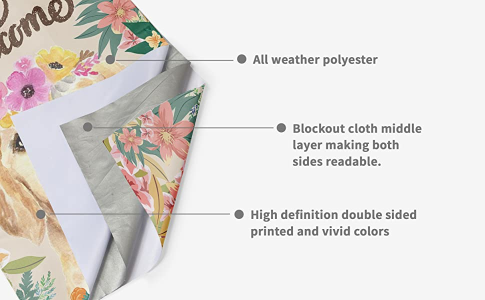 all weather polyester