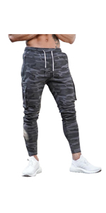 Mens Joggers Sports Trousers