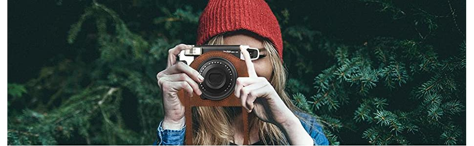 Instax Wide 300 Instant Film Camera CASE
