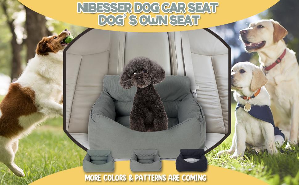 dog car seat dog booster seat