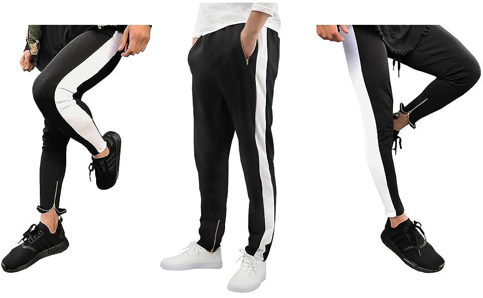 1male active pants for men mens sweatpants pack  active pants with pockets athletic pants for men