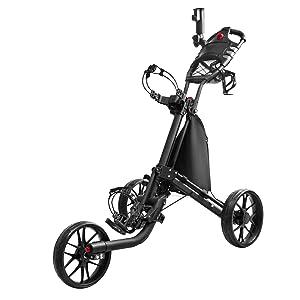 3 Wheel Golf Push Cart