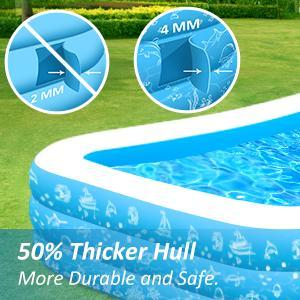 Paddling Pool Large