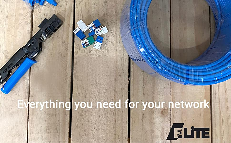 every cable products you need for your network