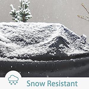 snow-resistant 600