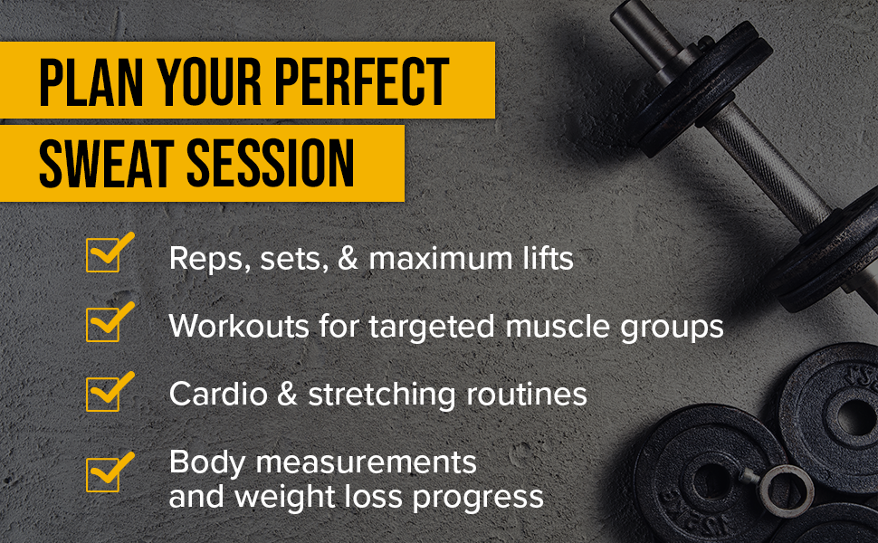 Plan your perfect sweat session