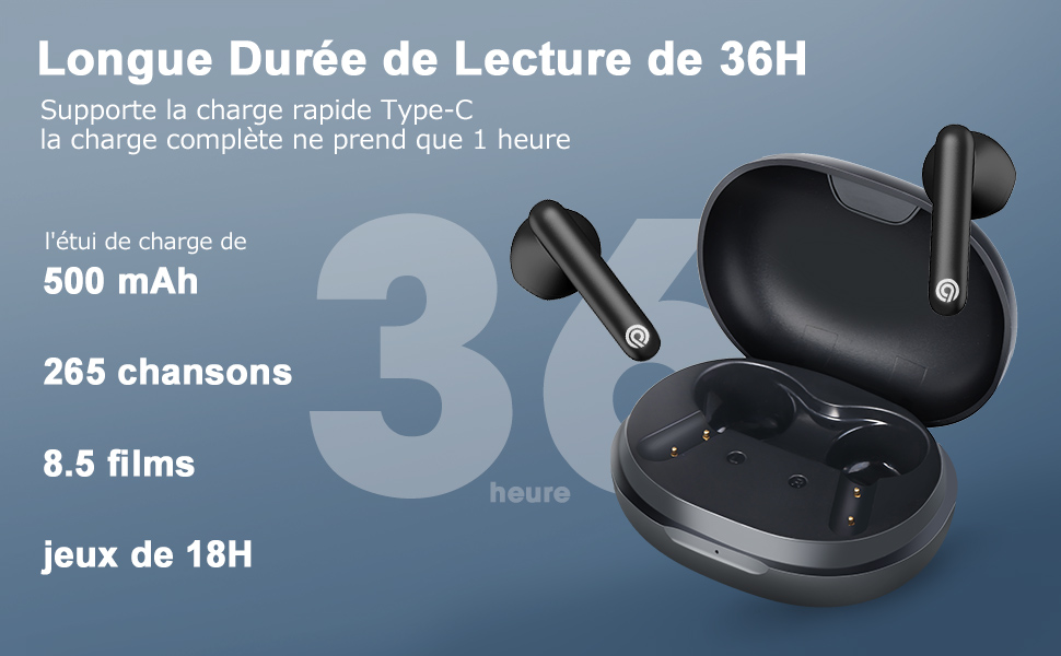 Longue Durée de Lecture de 36H