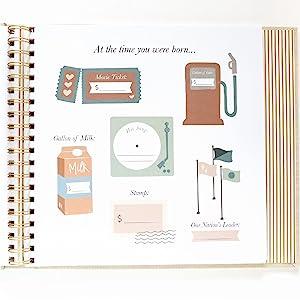 baby books baby memory book