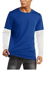 mens summer spring fall outdoor sports shirts