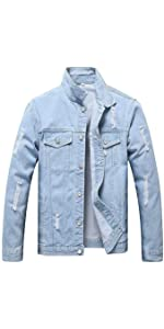 2020 new mens jacket slim fit versatile top men's trend korean fashion personalized men's