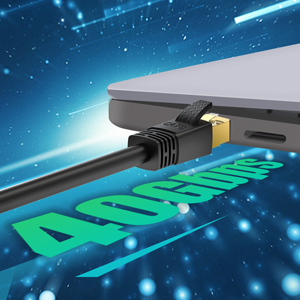 Speed up to 40Gbps 2000Mhz