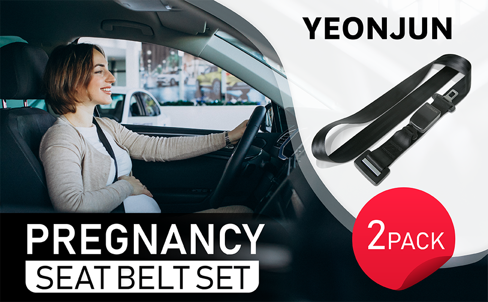 pregnancy seat belt adjuster