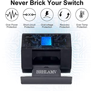 Never brick your switch