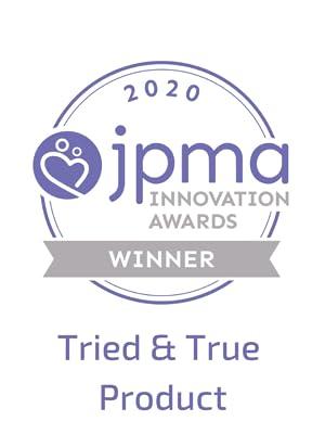The winner of the JPMA tried and true award