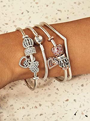 Pandora braceletes