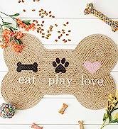 Eat Play Love pet food mat